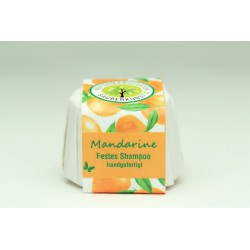 Festes Shampoo - Mandarine...