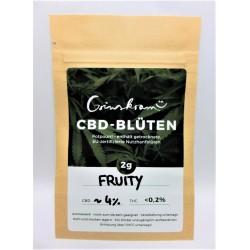 Potpourri - Fruity (4% CBD)